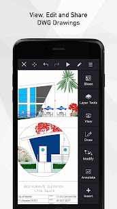 ARES Touch: DWG CAD Viewer & Editor 20.2.1 MOD APK [UNLOCKED] 1