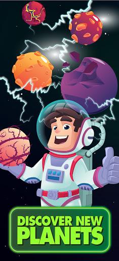 Space Merge: Galactic Idle Game 1.4.1 screenshots 2