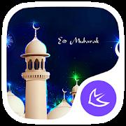 Eid Mubarak-APUS Launcher theme