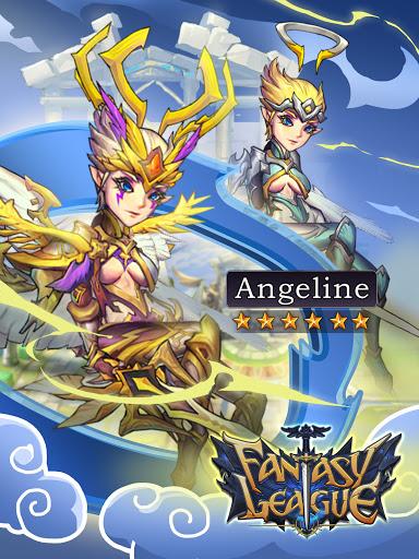 Fantasy League: Turn-based RPG strategy  screenshots 15