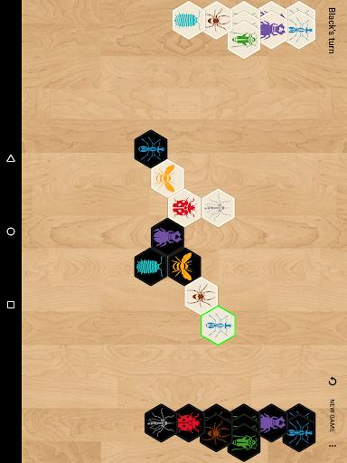 Hive with AI (board game) 12.1.2 screenshots 16