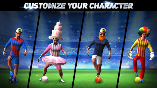 SkillTwins: Soccer Game - Soccer Skills  screenshots 10