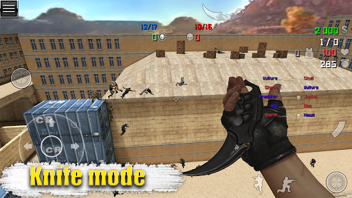 Special Forces Group 2  APK MOD (Astuce) screenshots 4