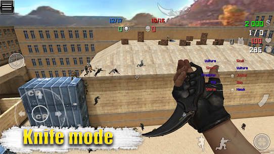 Special Forces Group 2 4.2 MOD APK [INFINITE MONEY] 4