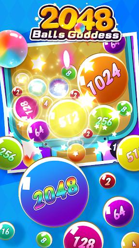 2048 Balls Goddess apkpoly screenshots 3
