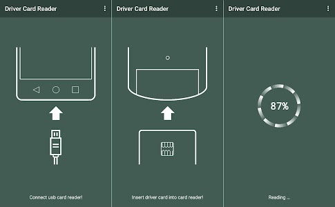Driver Card Reader 7.1.6