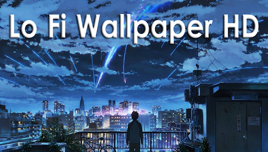 Lo Fi Wallpaper HD For Pc | How To Download  (Windows/mac) 1