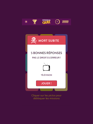 Mission Quiz  screenshots 8