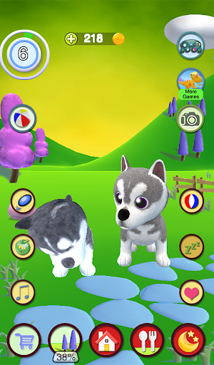 Talking Husky Dog screenshots 22