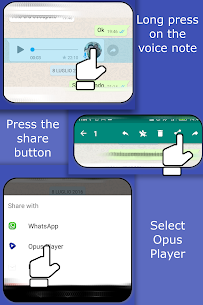 Opus Player  WhatsApp For Pc – Free Download – Windows And Mac 2