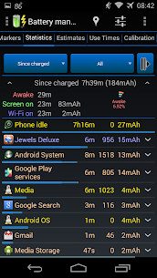 3C Battery Manager Pro Mod Apk (Pro/Paid Features Unlocked) 6