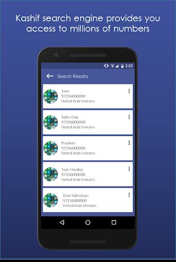 Kashif - Best Caller ID/Identify Unknown Caller  Screenshots 2