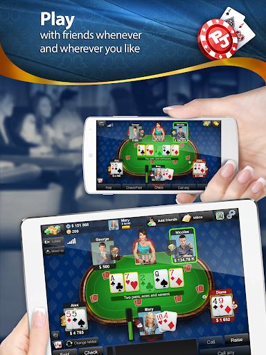 Poker Jet: Texas Holdem and Omaha  Screenshots 11