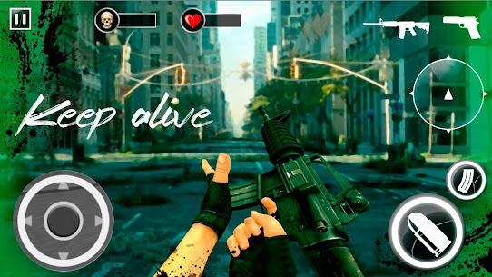 Z For Zombie Mod Apk: Freedom Hunters (God Mode/Dumb Enemy) 5