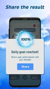 Water tracker - drink water reminder & H2O Balance