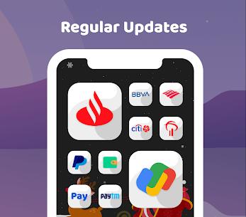 Anubis White – Icon Pack 1.3 Apk 4