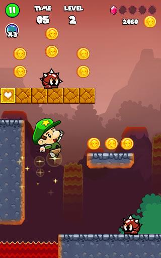 Bob Run: Adventure run game apkpoly screenshots 12