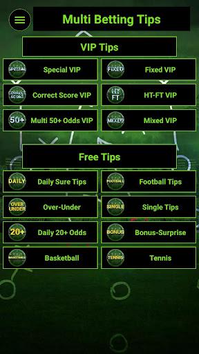 Multi Betting Tips  Screenshots 2