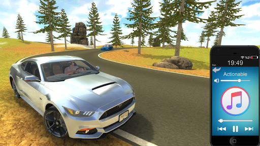 Mustang Drift Simulator 1.3 Screenshots 5