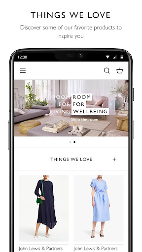 John Lewis & Partners modavailable screenshots 7