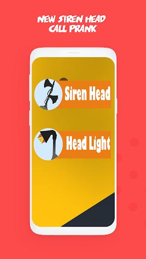 Siren Head & Light Head Call Prank  screenshots 2