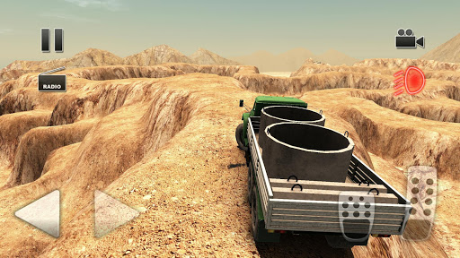 Truck Driver Crazy Road 2 1.21 screenshots 4