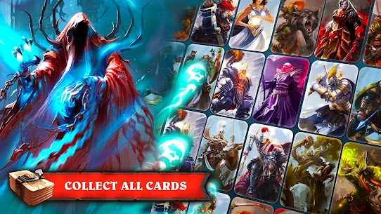 Shadow Deck: Magic Heroes Card Legacy CCG arena 5