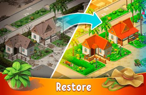 Hidden Resort: Adventure Bay MOD (Unlimited Keys/Coins) 2