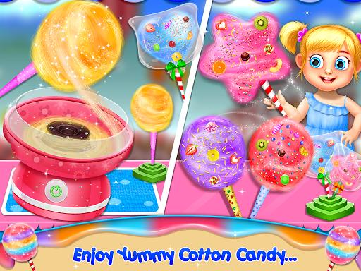 My Sweet Cotton Candy Carnival Shop  screenshots 3