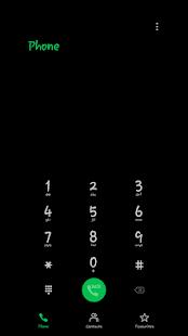 One-Ui Dark EMUI 9/10 THEME screenshots 3