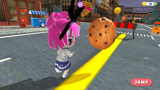 Télécharger New Crazy cookie swirl: The Roboloxe Obby Game apk mod screenshots 4