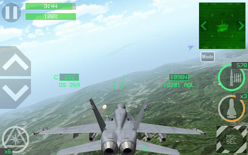 Strike Fighters screenshots 6