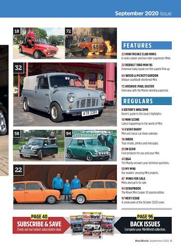 Mini World Magazine 6.3.4 screenshots 5