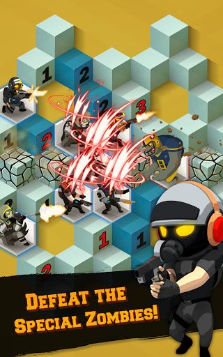 Zombie Sweeper: Seek and Strike Puzzle 1.2.103 screenshots 20