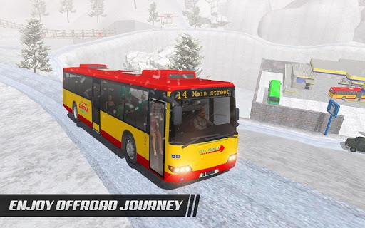 City Coach Bus Driving Simulator Games 2018 screenshots 14