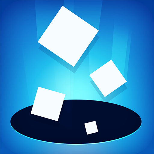 Shooting hole - collect cubes with 3d hole io game
