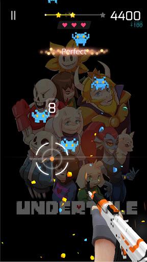 Beat Shooter - Gunshots Rhythm Game 1.2.6 screenshots 4