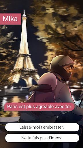 Hey Love Chris : Histoire Interactive SMS  APK MOD (Astuce) screenshots 2
