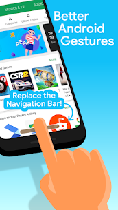 Navigation Gestures – Swipe Controls Premium v1.21.10 Cracked APK 1