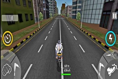 Moto Bike Shooting- Bike Racing Games For Android 3