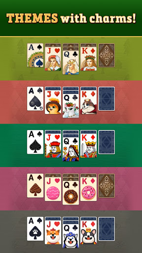 World of Solitaire: Klondike screenshots 3