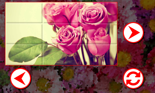 flowers puzzles screenshot 1