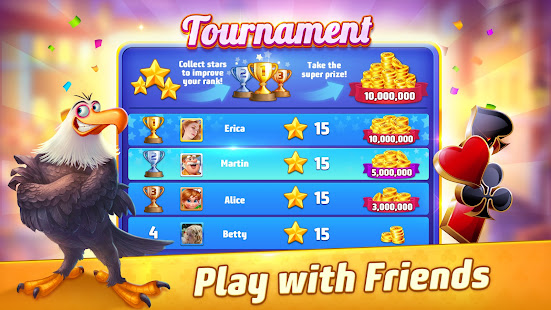 Solitaire TriPeaks Journey - Card Games Free 1.5926.0 Screenshots 4