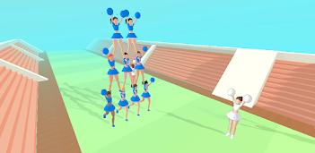 Cheerleader Run 3D kostenlos am PC spielen, so geht es!