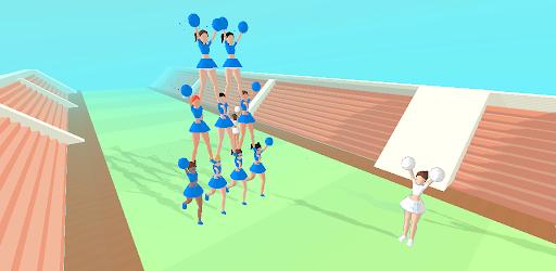 Cheerleader Run 3D .APK Preview 0