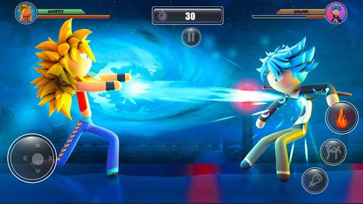 Stickman Dragon Hero Fighter  screenshots 2