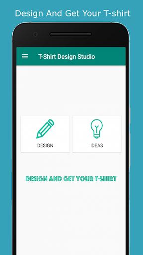 T-Shirt Design Studio  screenshots 1