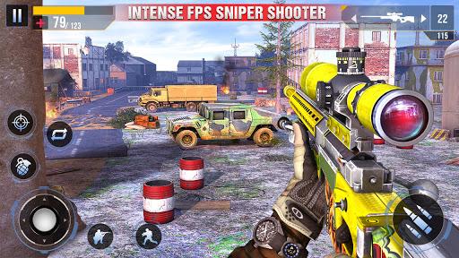 Real Commando Secret Mission - Free Shooting Games Apkfinish screenshots 14