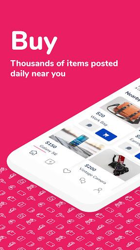 Popsy - Buy & Sell Used Stuff 4.6.3 screenshots 1