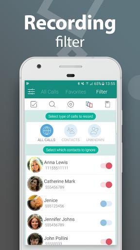 Call Recorder S9 - Automatic Call Recorder Pro 10.9 Screenshots 7